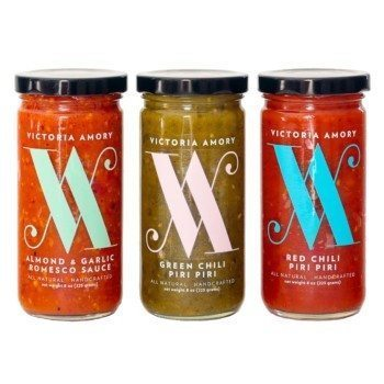 The Piri Piri Sauce Collection is inspired by the flavors and fragrances of the Mediterranean coastline and is also a nod to the early Portuguese explorers and their journeys to southern Africa.