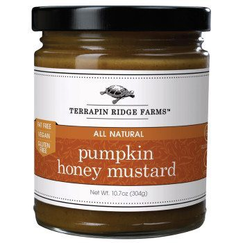 Pumpkin Honey Mustard (3-pack) from Terrapin Ridge Farms