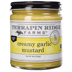 Creamy Garlic Mustard from Terrapin Ridge Farms