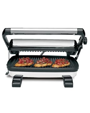 Panini Press Gourmet Sandwich Maker (25450) Hamilton Beach