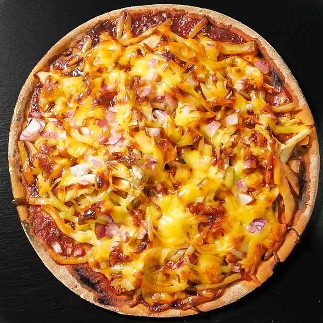 Easy recipes for bbq chicken pizza