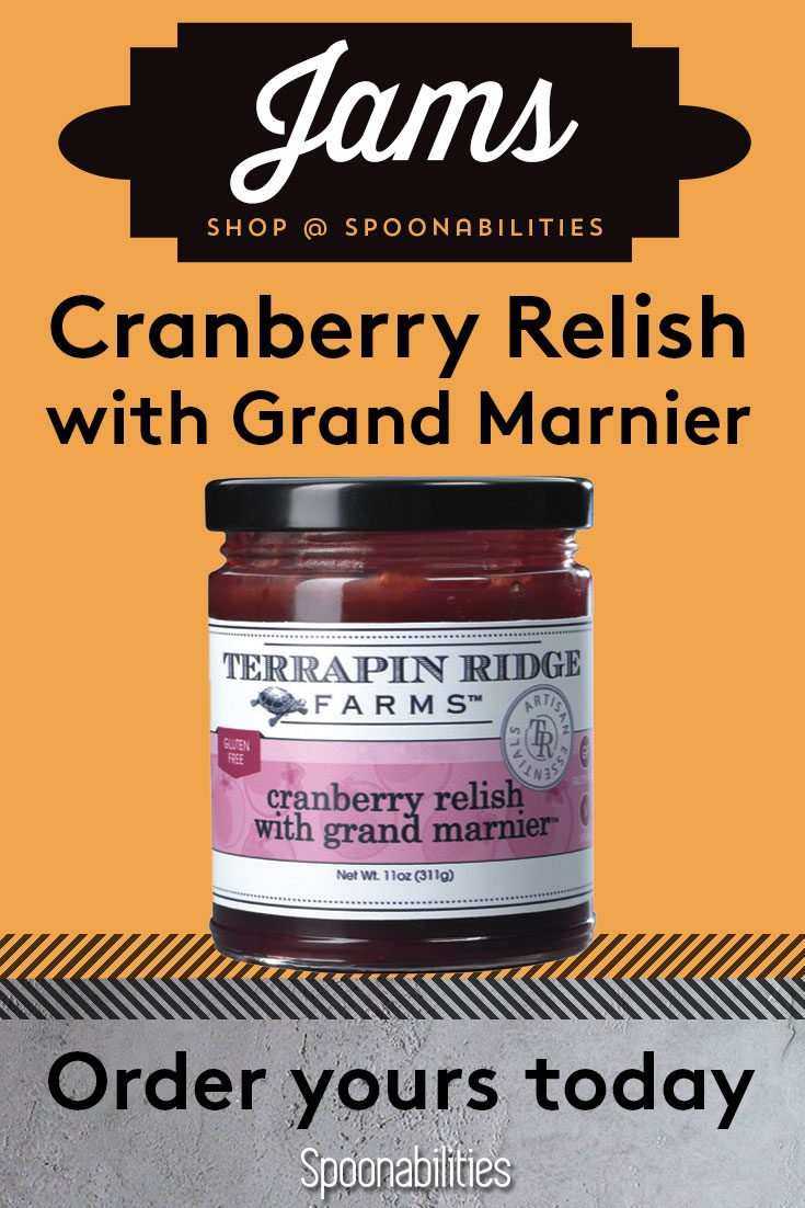 Cranberry Relish w/ Grand Marnier™ 3-pack