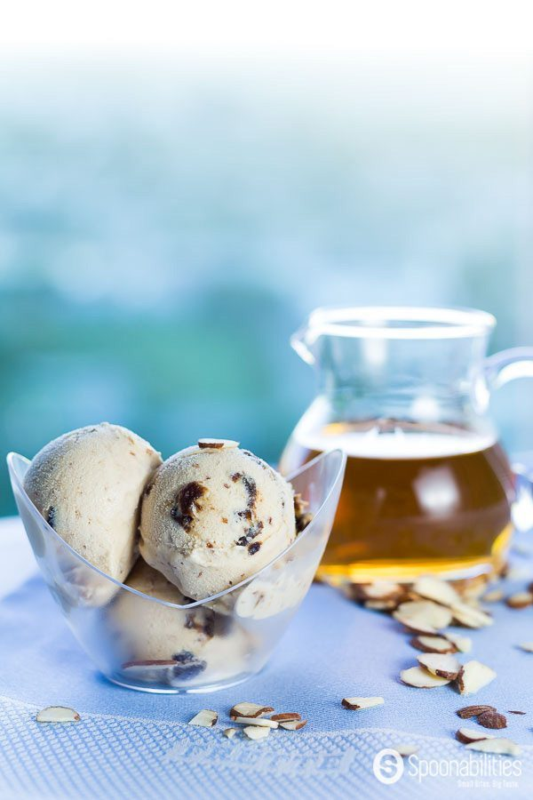 4 Fun & Tasty Ice Cream Toppings. Featuring Vanilla Fig Almond Ice Cream & Almond Fig Spread by our producer The Gracious Gourmet Also, including Jams, spreads or preserves, Caramel Sauces, syrups, Chutney. Spoonabilities.com