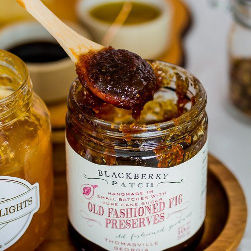 Old Fashioned Fig Preserve by Blackberry Patch. Available at Spoonabilities.com