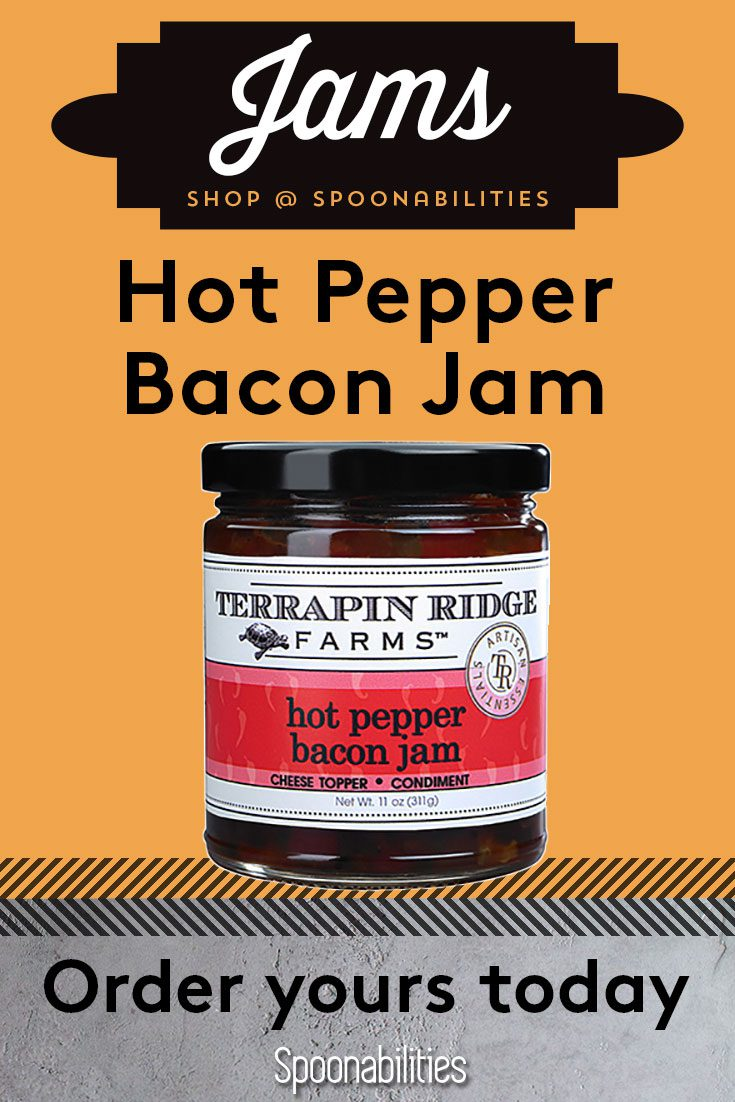 Hot Pepper Bacon Jam 3-pack