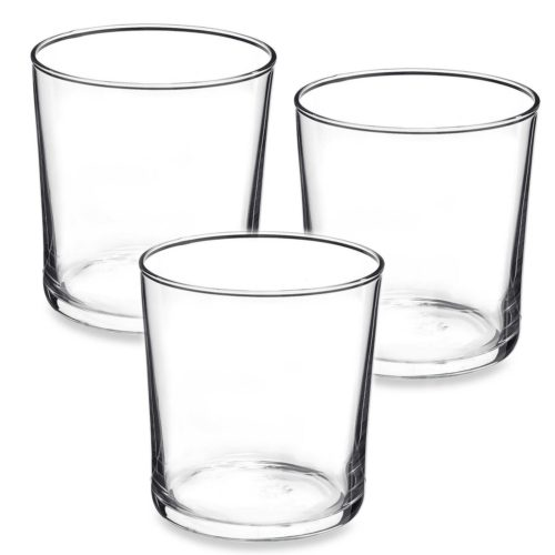 Bormioli Rocco Bodega Medium 12.5 Ounce Tumbler, Set of 6 Amazon, available at Spoonabilities.com