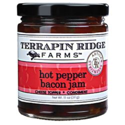 Hot Pepper Bacon Jam produced by Terrapin Ridge Farms. Buy at Spoonabilities.com
