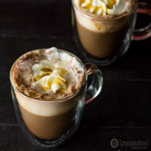 Pumpkin Spiced Mocha
