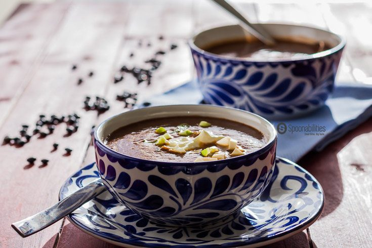 Black Bean Soup Recipe: