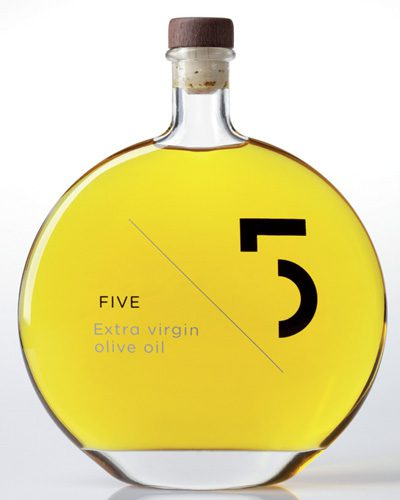 Five Extra Virgin Olive Oil is a gourmet EVOO of high quality from Greece. Five has a well-balanced flavor, fruity, slightly spicy flavor & subtle aroma. Available at Spoonabilities.com