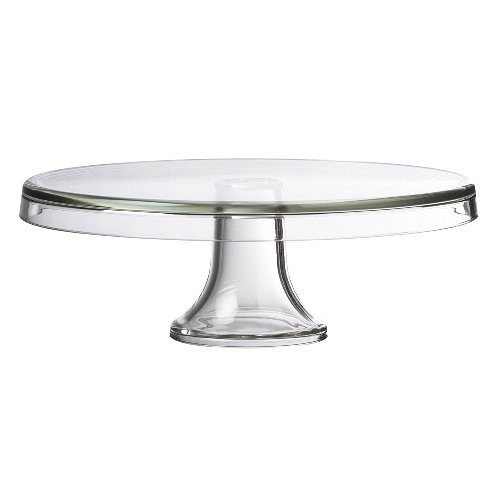 Global Amici Palladio Footed Cake Stand Clear