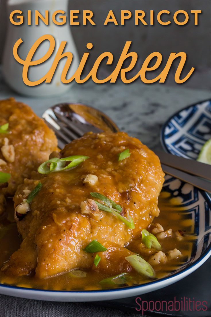 Ginger Apricot Chicken