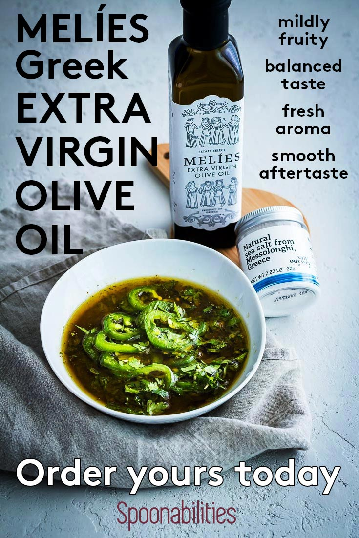 Melies Extra Virgin Olive Oil