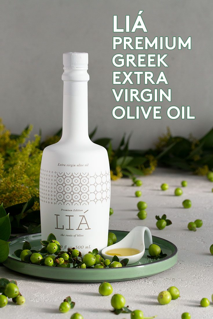 LIÁ Premium Extra Virgin Olive Oil - Greek EVOO