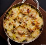 Leek and Potato Gratin Recipe