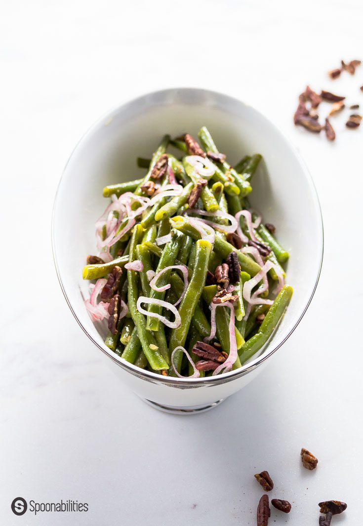 Pecan Honey Mustard Dressing recipe is straightforward, quick to prepare, and you only need three ingredients. Spoonabilities.com
