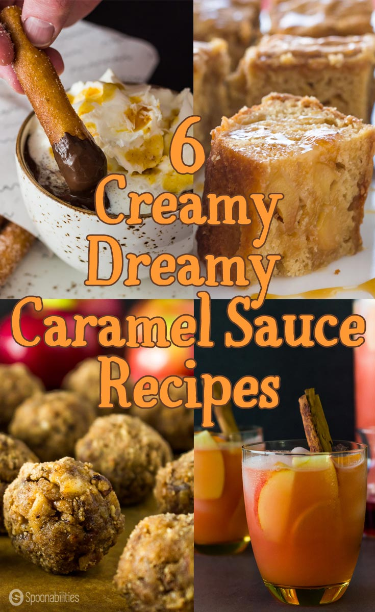 6 Creamy Dreamy Caramel Sauce Recipes You will Crave All Year Long