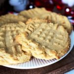 Best Peanut Butter Cookie Recipe - 4 cookies