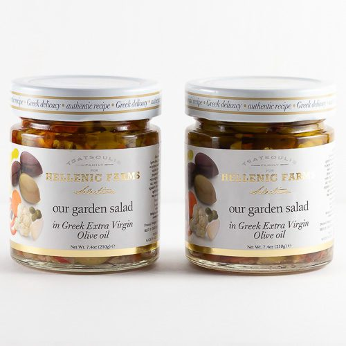 Our Garden Salad Pickled Vegetables, pack of 2, produced by Hellenic Farms available at Spoonabilities