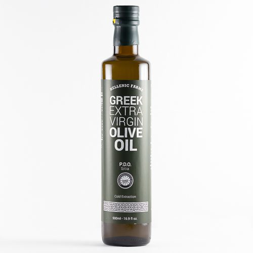 EVOO PDO Sitia Crete by Hellenic Farms