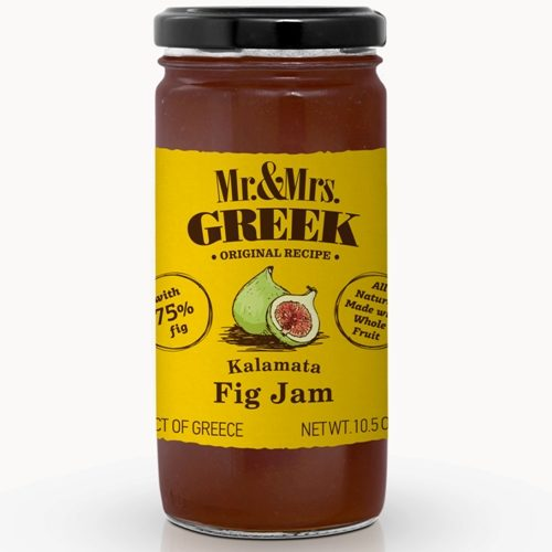 Mr. & Mrs. Greek Kalamata Fig Jam