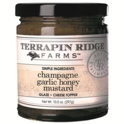 Champagne Garlic Honey Mustard from Terrapin Ridge Farms - product image
