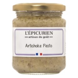 Artichoke Pesto L'Epicurien Product Jar