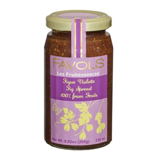 Black Fig Fruit Spread Favols