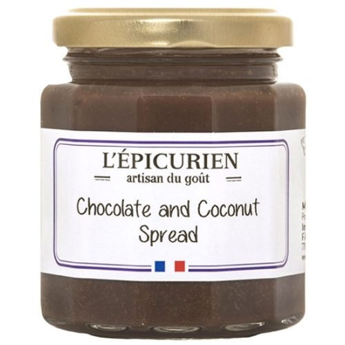 Chocolate & Coconut Spread L'Epicurien