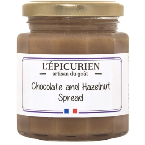 Chocolate & Hazelnut Spread L'Epicurien