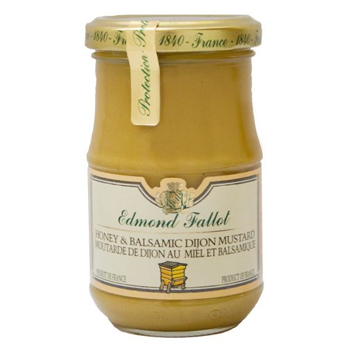 Honey Balsamic Mustard Edmond Fallot 2-pack