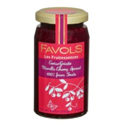 Morello Cherry Fruit Spread Favols