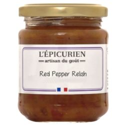 Red Pepper Relish L'Epicurien