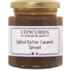 jar of Salted Butter Caramel Spread L'Epicurien