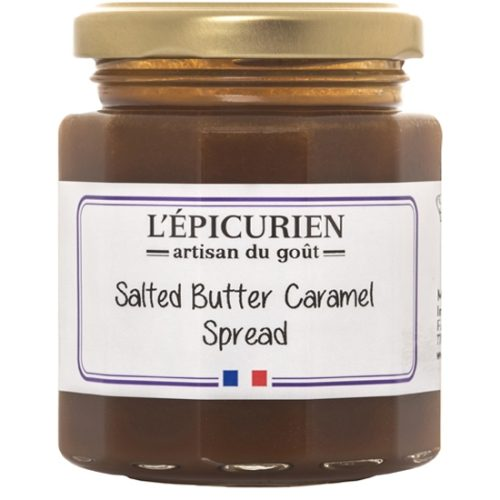 Salted Butter Caramel Spread L\'Epicurien