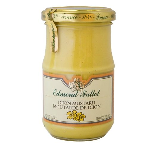 Traditional Dijon Mustard Edmond Fallot