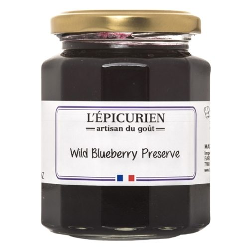 Wild Blueberry Jam L'Epicurien