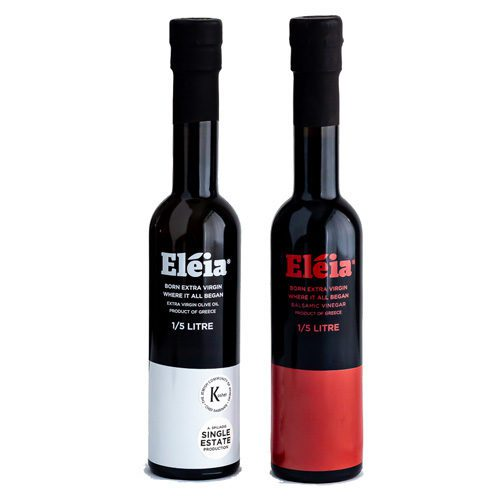 Olive Oil & Vinegar Gift Set