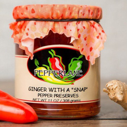 Ginger with a Snap Preserves