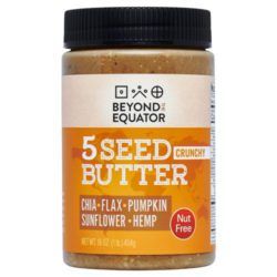 Crunchy 5 Seed Butter