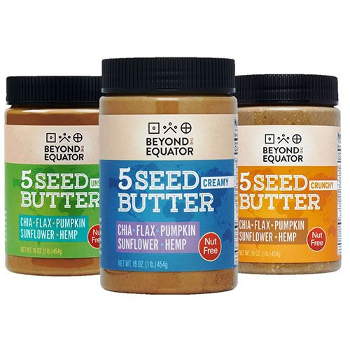 5 Seed Butter 3-pack combo
