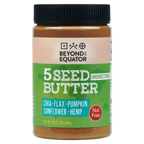 Unsweetened 5 Seed Butter from Beyond the Equator