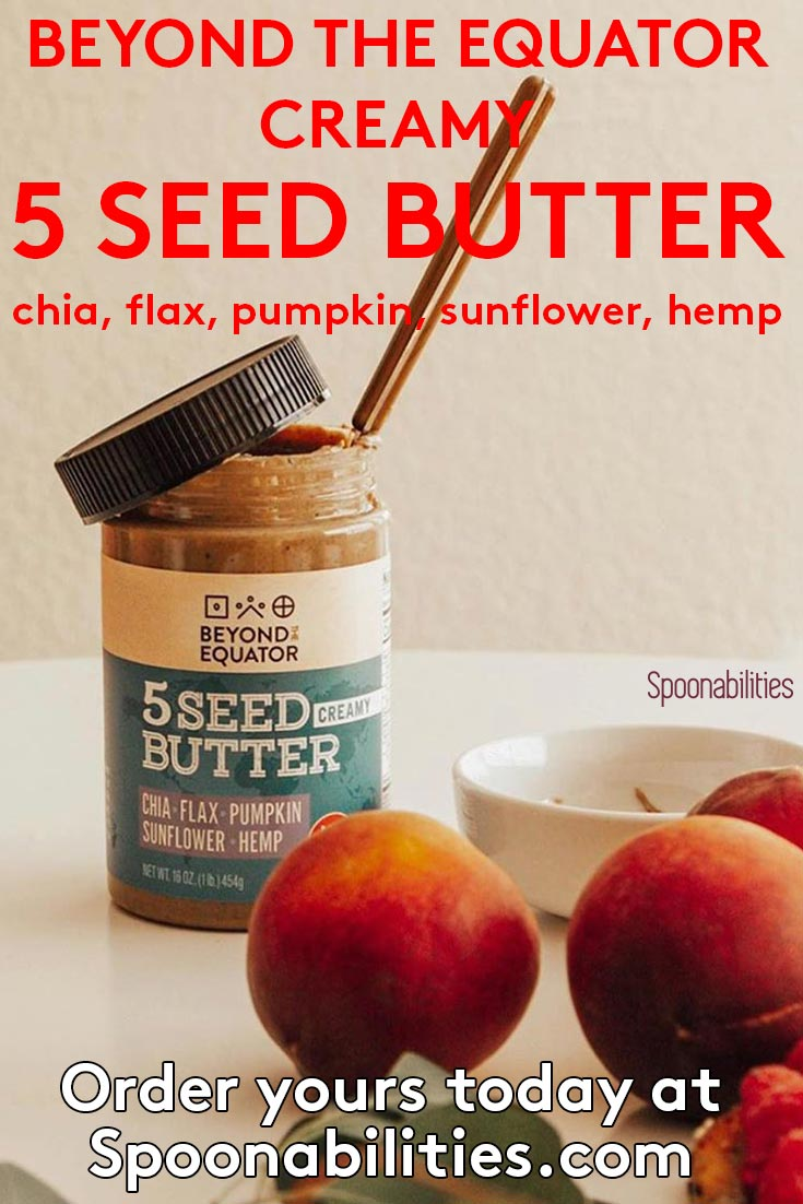 5 Seed Butter Creamy 3-pack