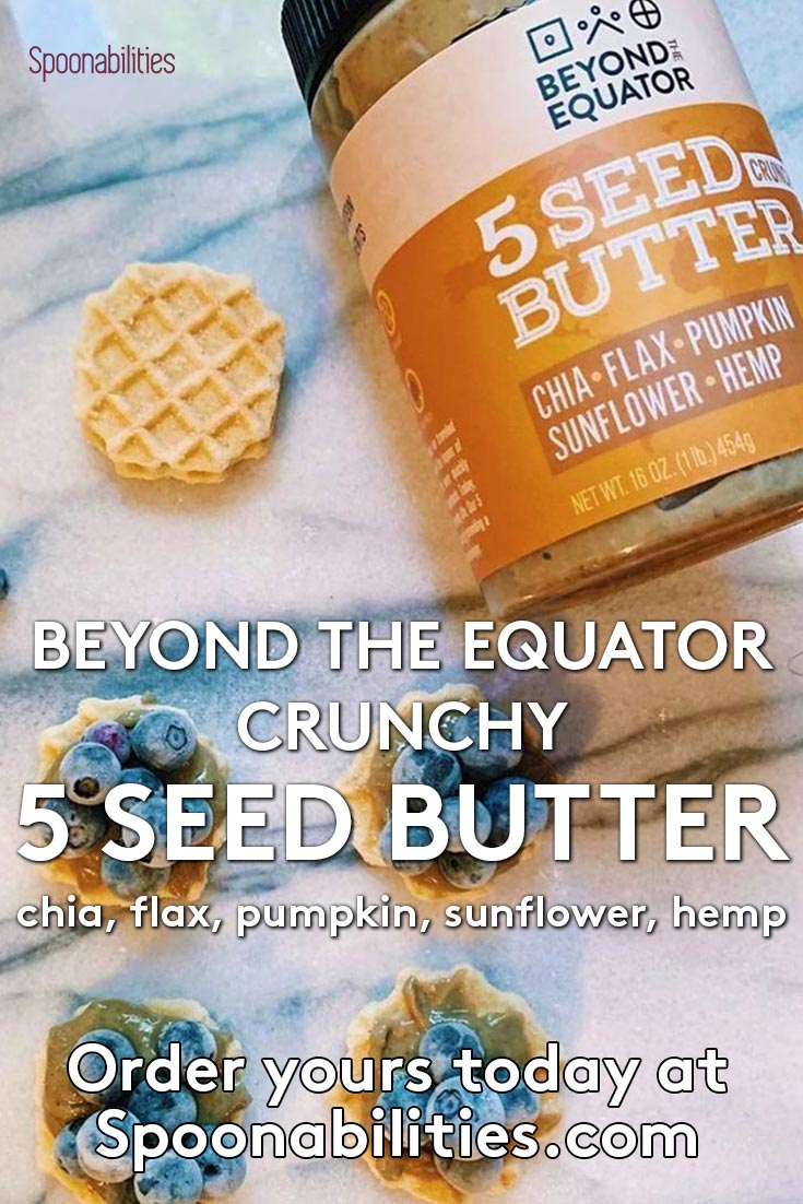 5 Seed Butter Crunchy 3-pack