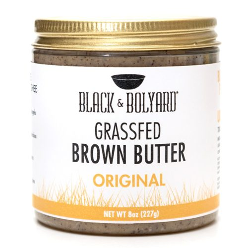 Brown Butter Original Black-Bolyard