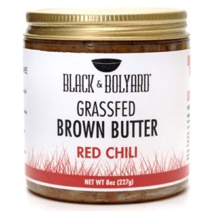 Brown Butter Red Chili Black-Bolyard