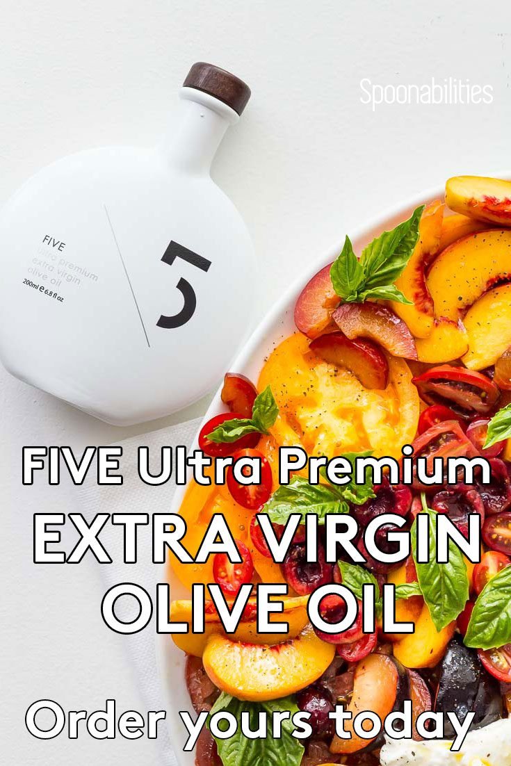 FIVE Ultra Premium Extra Virgin Olive Oil