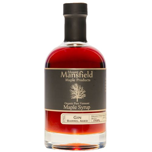 Vermont Maple Syrup Organic Gin Barrel-Aged