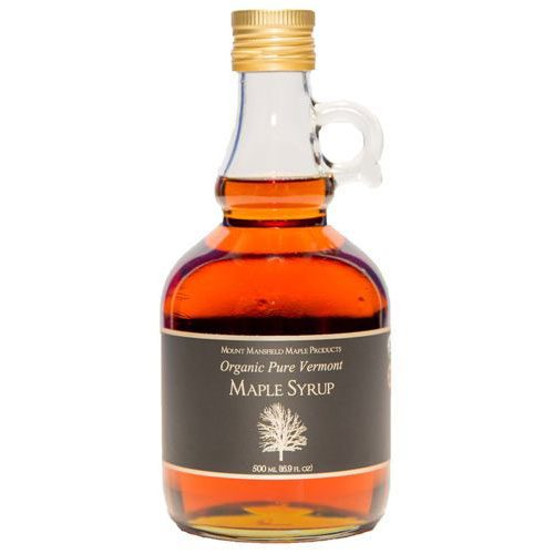 Pure Organic Vermont Maple Syrup