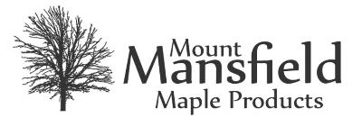 Mount Mansfield Maple Logo